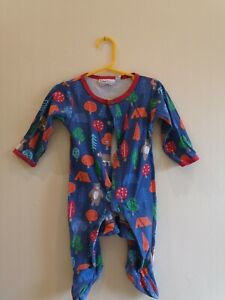 Toby tiger Sleepsuit 6-12 Months