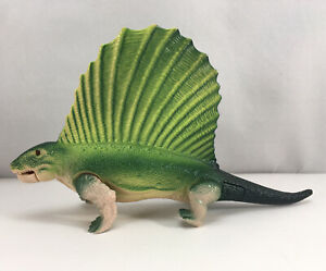 Tyco Dino Riders Dimetrodon Dinosaur Action Figure Toy Vintage 1987