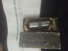 reloading equipment Wilson Cartridge Case Gage 243 Winchester