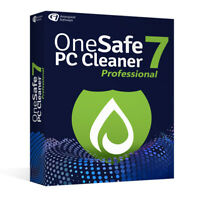 AVANQUEST ONESAFE PC CLEANER PRO 7 LICENZA 12 MESI nuovo.