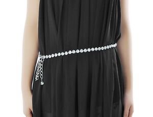 Fashion NEW Women Diamante Diamond Ladies Waist Chain Charm Belt Gift