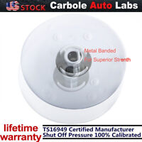 New Dryer Timer Control Knob White Replace for GE WE01X20374 PS8769912 AP5805160