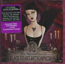 SUICIDE GIRLS - BLACK HEART RETROSPECTIVE USED - VERY GOOD CD