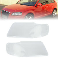 Replacement Headlight Lens Cover For Audi A3 01-03 8L0941003AF 8L0941003K