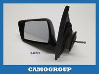 Left Wing Mirror Left Rear View Melchioni For FORD Escort Mk V