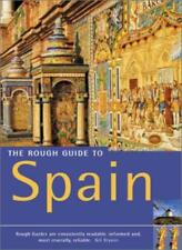 The Rough Guide to Spain (Rough Guide Travel Guides),Mark Elli ,.9781858288703