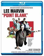 Point Blank [Blu-ray Movie, 1967 Drama, Lee Marvin, Region A, 1-Disc] NEW