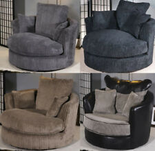 Fabric Kitchen Cuddle Chair Sofas