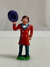 Vintage Circus Ring Master Lead Toy Figurine  -  59564