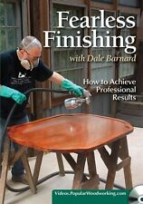 NEW! Fearless Finishing with Dale Barnard [DVD]