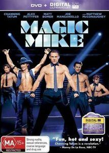 Magic Mike (DVD, 2014) R4