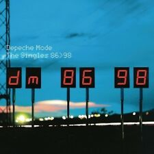 DEPECHE MODE - THE SINGLES 86-98  (2 CD)  INTERNATIONAL POP  NEUF