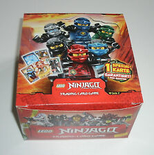 LEGO Ninjago Serie 2 Trading Card Game - 1 x Display / 50 Booster Neu & OVP