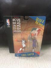 1999 Mattel College & Pro Vince Carter UNC Tar Heels & Toronto Raptors 2 Pack !!