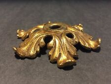 New listing Beautiful Solid Cast Metal Cap 3� Wide # 958