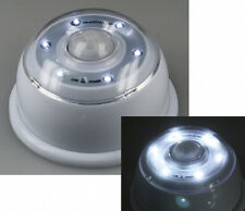 LED Wandleuchte mit Bewegungsmelder, 6x LEDs Magnethalter weiß beleuchtung licht