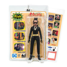 Batman 66 Classic TV Show Mego Style 8 Inch Figures Series 6: Catwoman (Eartha)