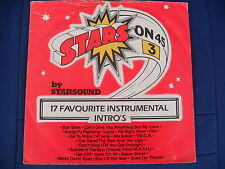 Starsound - Stars on 45 3 - CBS A1521