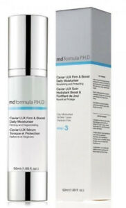 MD Formula P.H.D Caviar Lux Firm and Boost Daily Moisturizer 50ml