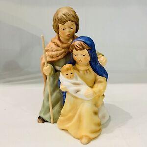 Goebel Weihnacht Heilige Familie 44 014 16 Krippenfiguren Maria Josef Kind