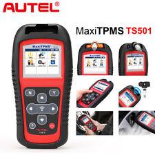 Autel TS501 TPMS Code Reader Activate Tire Pressure Sensor Program ECU Key FOB