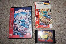 Landstalker (Sega Genesis) Complete FAIR