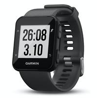 Garmin Forerunner 30 Black Running Watch Wrist-Based Heart Rate 010-01930-00