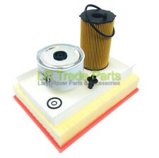 LAND ROVER DISCOVERY 3 2.7 TDV6 SERVICE FILTER KIT, OIL, FUEL, AIR, 2007 ONWARDS