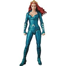 MEDICOM TOY MAFEX No.115 AQUAMAN MERA 160mm Action Figure w/ Tracking NEW