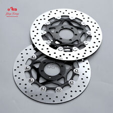 New Floating Front Brake Disc Rotor Fit For Ducait Supersport 900SS 907 Paso IE