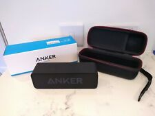 ANKER SoundCore 1 Portable Bluetooth 4.0 Speaker plus Travel/Carry Case
