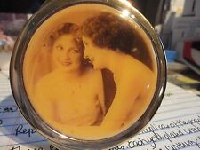 """Confessions Compact Mirror w/Chain """"Cat's Meow"""" # 58004 New All Tags"""