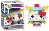 Hello Kitty Hello Kitty Robot Funko Pop! SDCC 2020 New Shared Exclusive Sticker