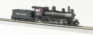 BACHMANN 51402 HO SCALE Baldwin 4-6-0 Union Pacific UP #1429 w/Sound & DCC