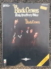 The Black Crowes Shake Your Money Maker Guitar Score Notation Book