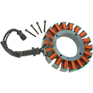 Cycle Electric - CE-8010-08 - Stator fits Harley-Davidson 08-16 FXST/FXD