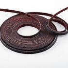 2M 6mm 2GT GT2 RF Fiber Glass Reinforced Rubber Timing Belt for 3D Printer GATES