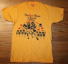 1981 Michigan Wolverines Football Rose Bowl T-Shirt Screen Stars Deadstock New