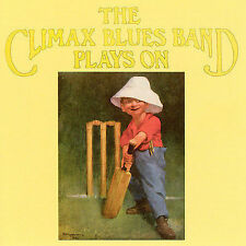 New: Climax Blues Band: Plays on Original recording remastered Audio CD