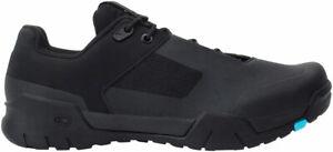 Crank Brothers Mallet E Lace Men's Shoe - Black/Blue/Black, Size 10.5