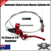 Motorcycle Hydraulic Clutch Lever Master Cylinder Dirt Bike ATV QUAD GoKart 1200