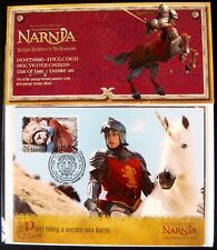 THE CHRONICLES OF NARNIA STAMPS SOUVENIR CARDS NEW ZEALAND 2005 MNH POSTCARDS