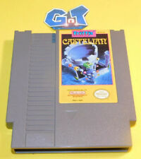 CASTELIAN Nintendo NES Game Cartridge: Cleaned/ Tested