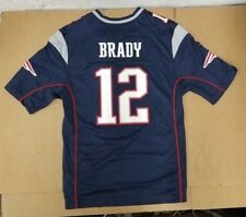 8ab9e4875 NIKE NEW ENGLAND PATRIOTS TOM BRADY NAVY SUPER BOWL LII GAME EVENT JERSEY  MEN S