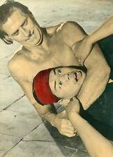 JOCK MAHONEY TARZAN'S THREE CHALLENGES 1963 VINTAGE PHOTO