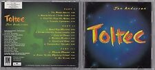 Jon Anderson - Toltec  (Vocals (Yes)) (CD, Jun-1996, Windham Hill Records)