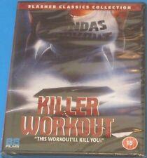 Cult Slasher Horror VHS Films