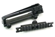 New Picatinny Weaver Rail and Carry Detachable W/ Dual Aperture Rear Sight