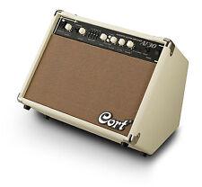 CORT AF30 Akustik Gitarrenverstärker / Akustik Gitarren Combo, 2 Kanal Amp *NEU*