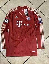 bayern Munich Robben Germany Player Issue 9 Techfit Trikot Jersey football shirt